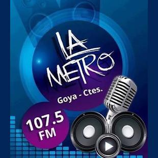 FM LA METRO GOYA 107.5 - náhled