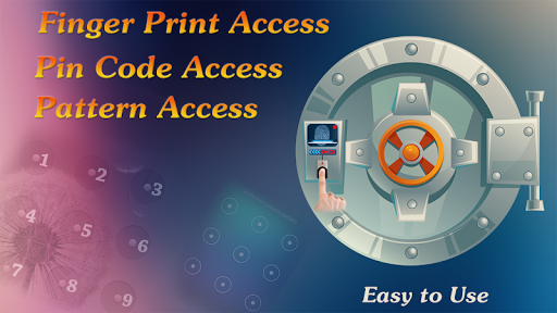 All Applock - Fingerprint Pattern Lock Screen 2019 download 1
