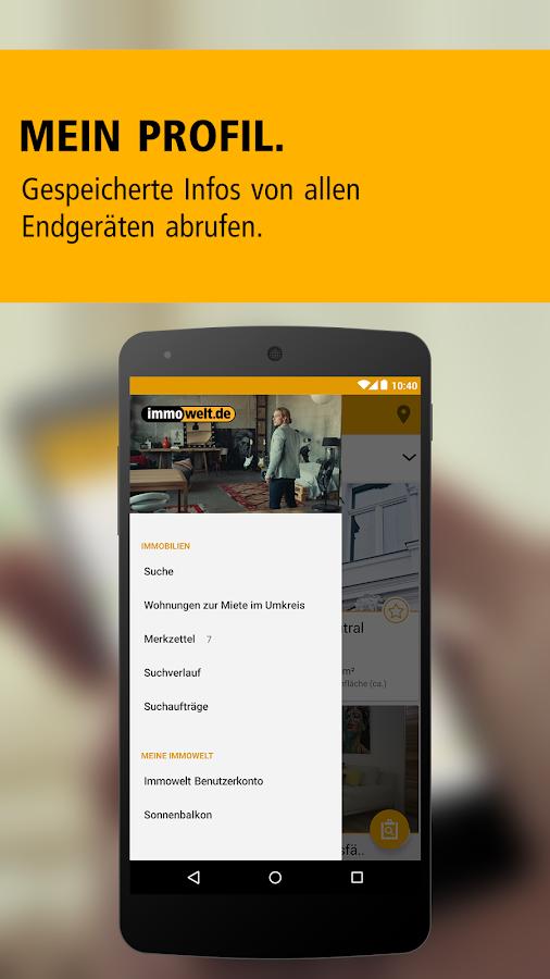 Immobilien, Wohnungen & Häuser - screenshot