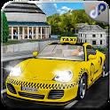 City Drive Taxi Simulator icon