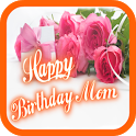 Happy Birthday Mom icon