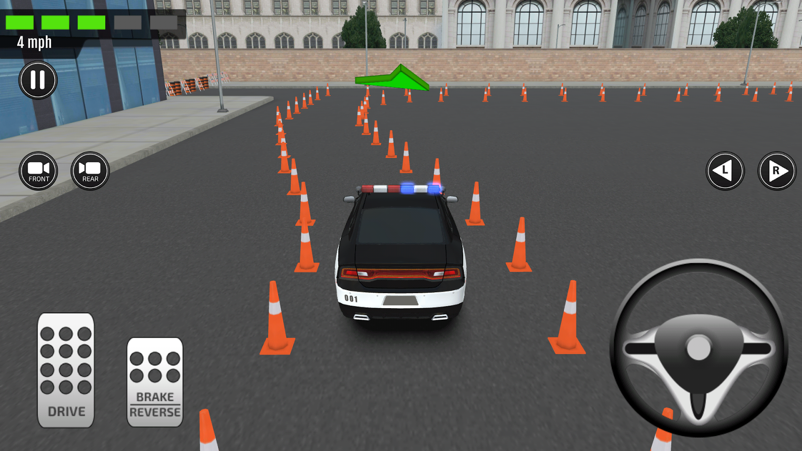 911 Car Driving Academy Android Apps On Google Play