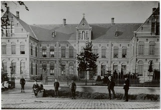 Photo: 1940 Liesboslaan St. Lucia gesticht