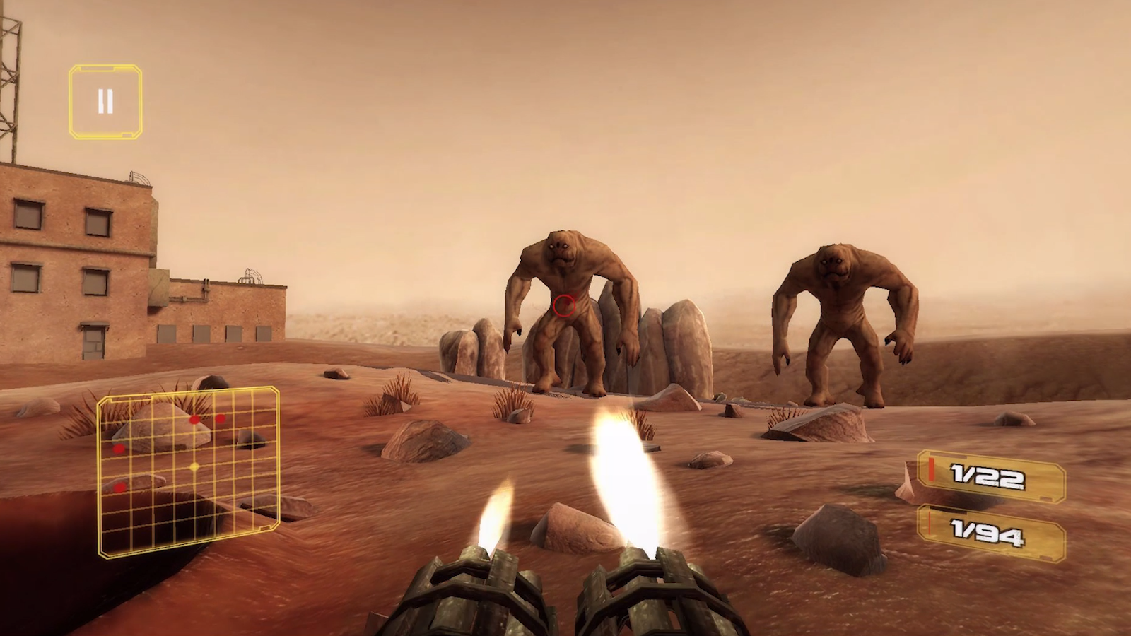 Mars: New Home VR- screenshot
