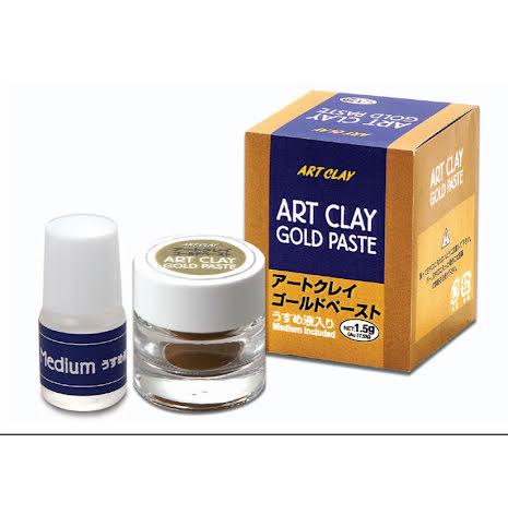 ArtClay guld pasta - 1,5 g