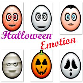 Cute Halloween Emotion