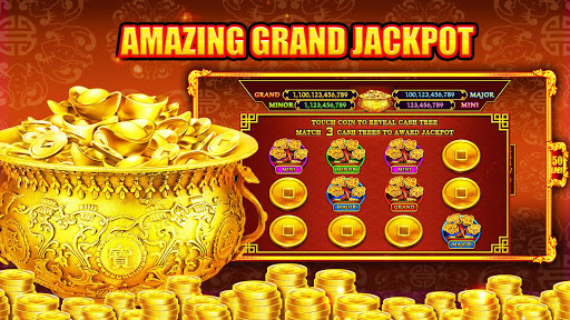 Grand Jackpot Slots - Pop Vegas Casino Free Games apkpoly screenshots 8