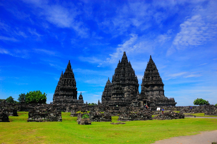Prambanan Temple by Taufiqurrahman Setiawan - Landscapes Travel