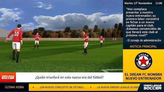Dream League Soccer Apk 3
