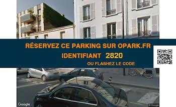 Parking 13,8 m2