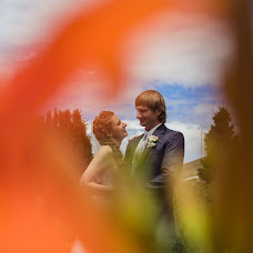 Wedding photographer Marta Pudlyk (tysi4ka). Photo of 08.07.2014