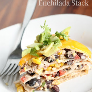Tex-Mex Enchilada Stack