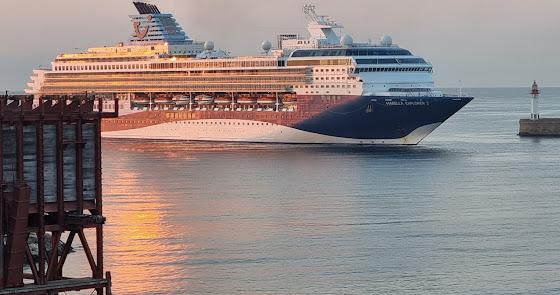 El Puerto de Almería recibe este fin de semana la visita de dos cruceros