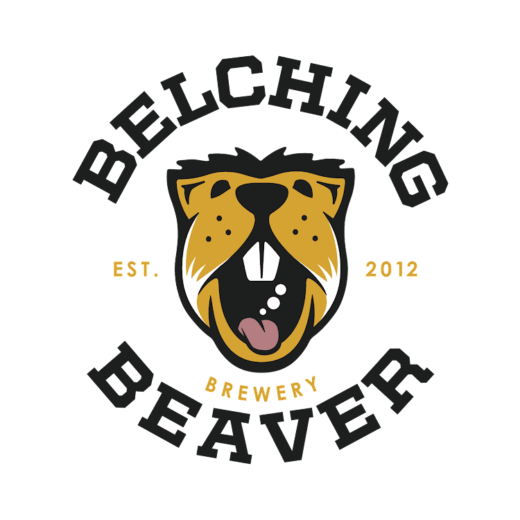 Logo of Belching Beaver The Real Hazewives Of Hoplanta