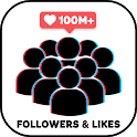 Followers and Likes For tiktok Free icon