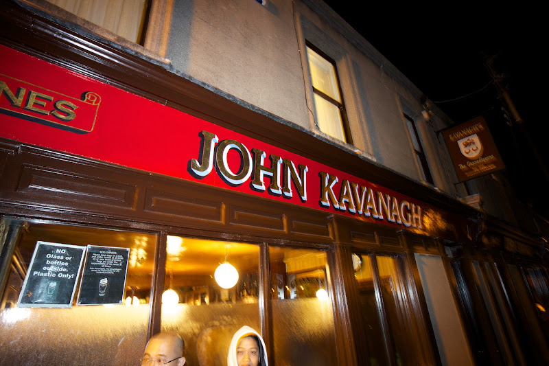 Photo: One of the oldest original pubs in Dublin. Used to be the local for the gravediggers at the cemetary.