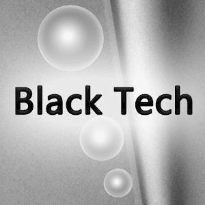 Negro gris Tech Gratis