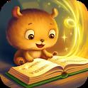 Сказки и развивающие игры для детей, малышей icon