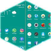 Launcher Theme for Oppo F5