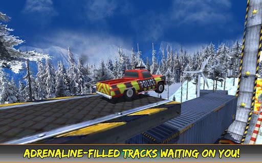 無料赛车游戏AppのヒルAENトラックレーシング2を登ります|HotApp4Game