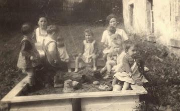 Photo: Wünschendorf im Erzgebirge   Sachsen  Kindergrippe  1962/63 ?
