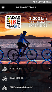 Zadar Bike Magic- screenshot thumbnail