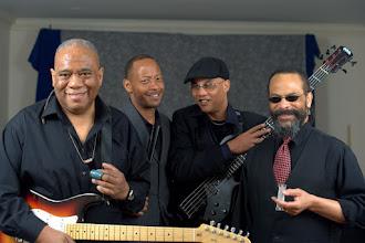 Photo: Michael Hill's Blues Mob