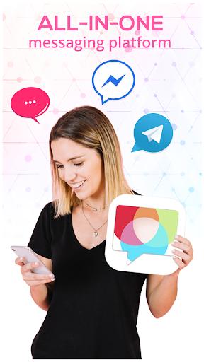 Disa - Message hub for SMS, Telegram, FB Messenger 0.9.9.8 screenshots 5