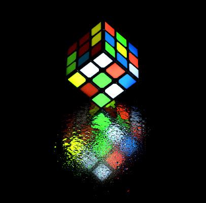 Tormentone anni 70...il cubo di Rubik di Marlak