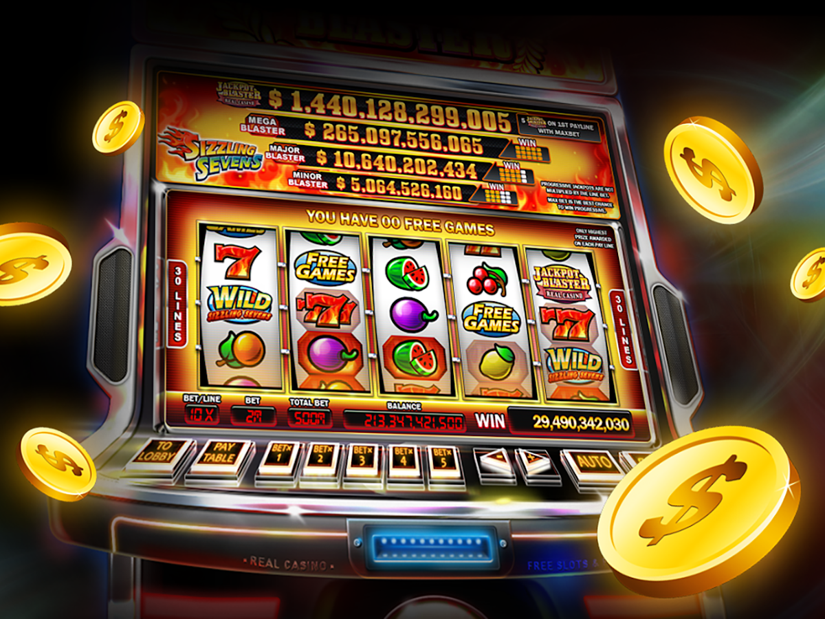 real casino slots android app