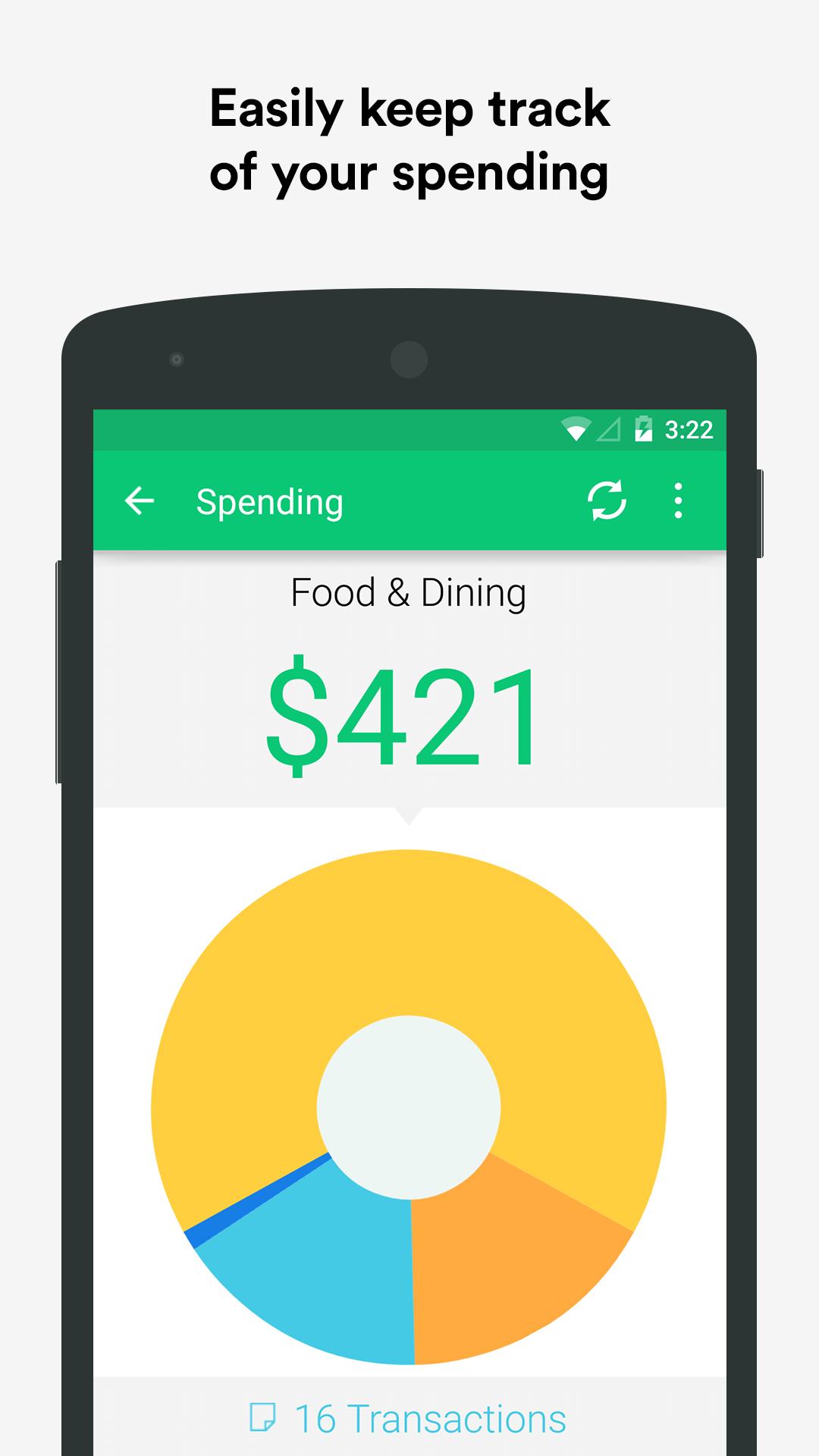 Mint: Personal Finance & Money screenshot #1