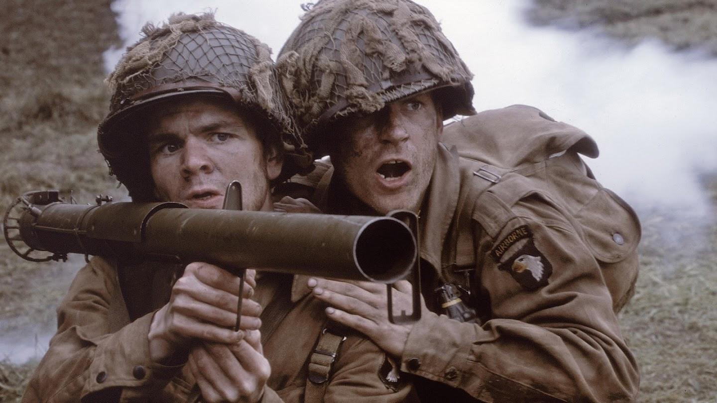 Watch Band of Brothers live*