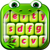 Cartoon Keyboard Themes
