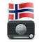 DAB Radio + Norge: iStream DAB Radio alternative file APK for Gaming PC/PS3/PS4 Smart TV