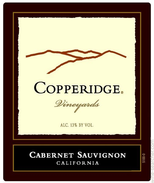 Logo for Copper Ridge Cabernet
