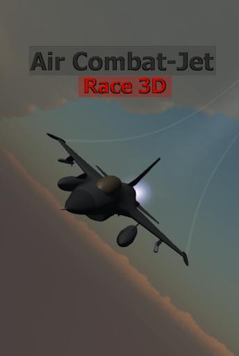F16 Jet Time Race 3D