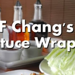 PF Chang's Lettuce Wraps.