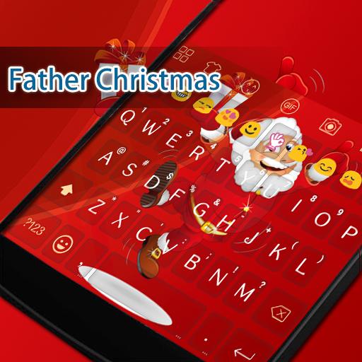 Father Christmas Eva Keyboard 遊戲 App LOGO-APP開箱王