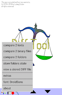 App DiffTool the File Compare Tool APK for Windows Phone