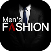 Men suit: try on fashion automatically for men