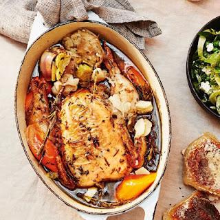 Pot-roast Chicken.