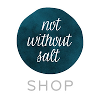 Not Without Salt Shop logo