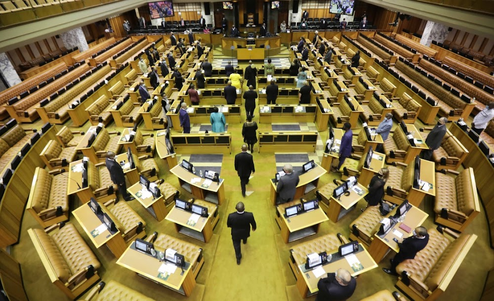 Opposition parties reject employment and labour department's proposed budget for 2021/22