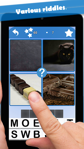 4 pics 1 word : The Odd One Out  screenshots 12