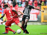 Amara Baby n'est plus apparu au Sporting de Charleroi depuis trois jours !
