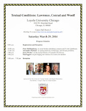 Photo: Textual Conditions, 3/29/14