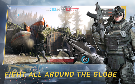 Warface: Global Operations u2013 PVP Action Shooter screenshots 12