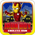Ultron Iron Endless Runner icon