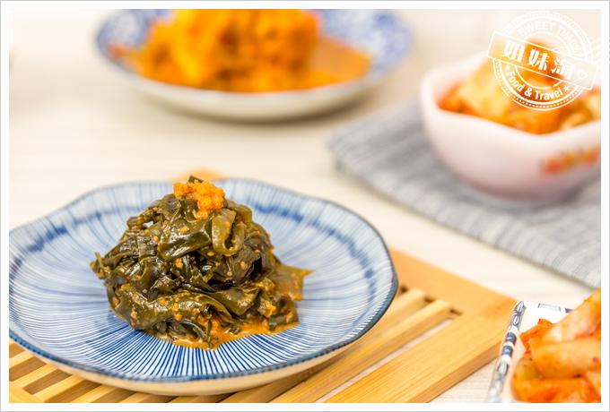 大頭韓式泡菜黃金海帶芽3