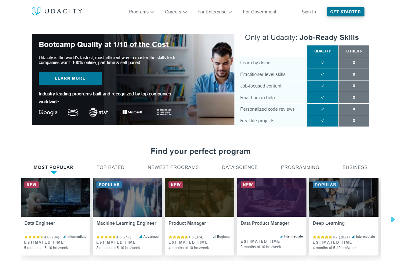 Udacity Review: Is It the Best Online School?